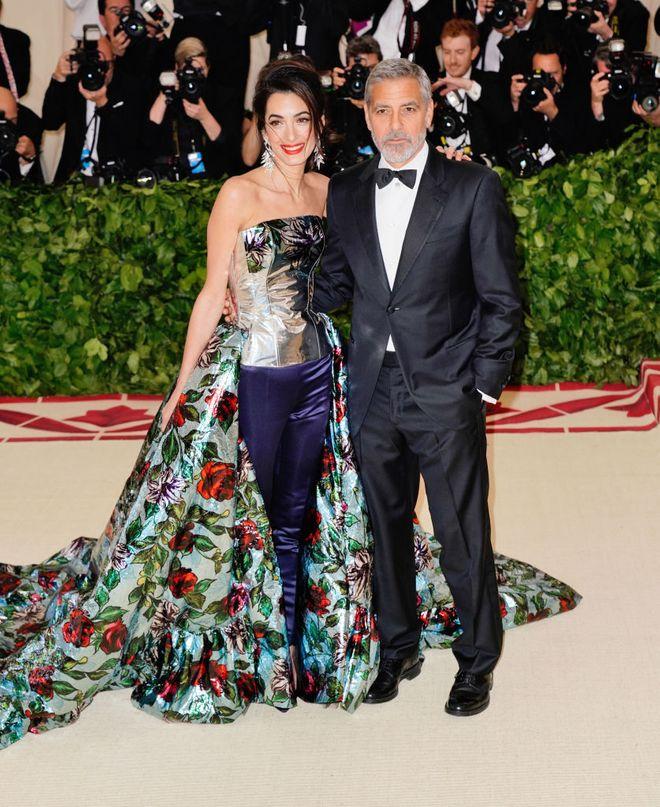 Met Gala 2018: Die schönsten Promi-Paare