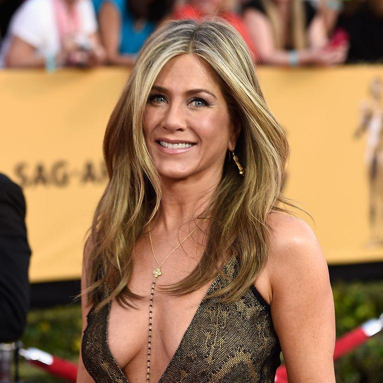 Jennifer Anistons Frisuren Das Waren Ihre Schonsten Looks