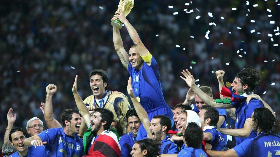 Gli Azzurri ai Mondiali di calcio: tutte le vittorie della nazionale italiana