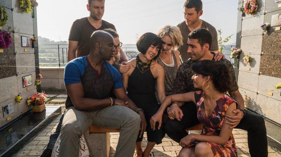 Así son los actores de la serie 'Sense8'