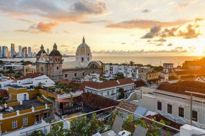10 maravillas de Colombia que deberías visitar - Cartagena de Indias