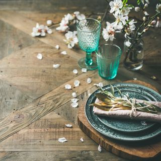 Ideas DIY para decorar las mesas de una boda