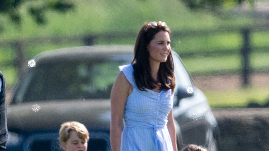 Sonntags bei den Royals: So genießt Herzogin Kate ihre Zeit mit den Kindern