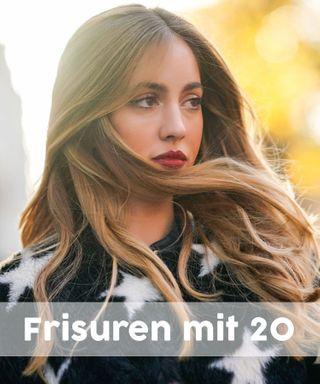 20 30 Oder 40 Die Schonsten Frisuren Fur Jedes Alter Fotoalbum