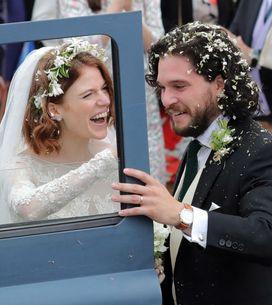 Las imágenes de la boda 'Juego de Tronos' de Kit Harington y Rose Leslie