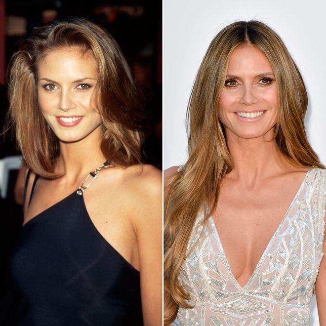 Así son ahora las top models de los años 90