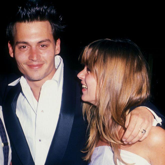 Alle Ex-Freundinnen von Johnny Depp