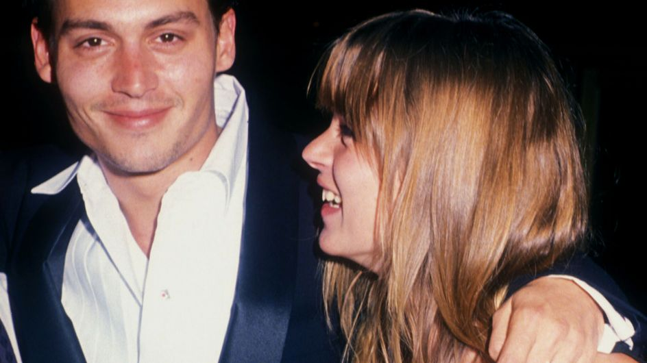Johnny Depp: Das sind seine Ex-Freundinnen