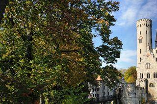 Castillo de Lichtenstein (Alemania)