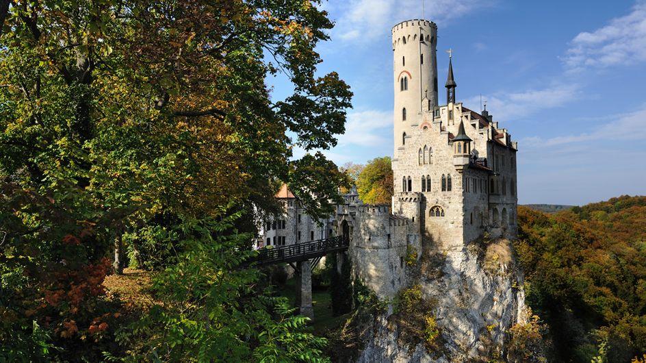 ¡Vivan los cuentos! Los 50 castillos más bonitos del mundo