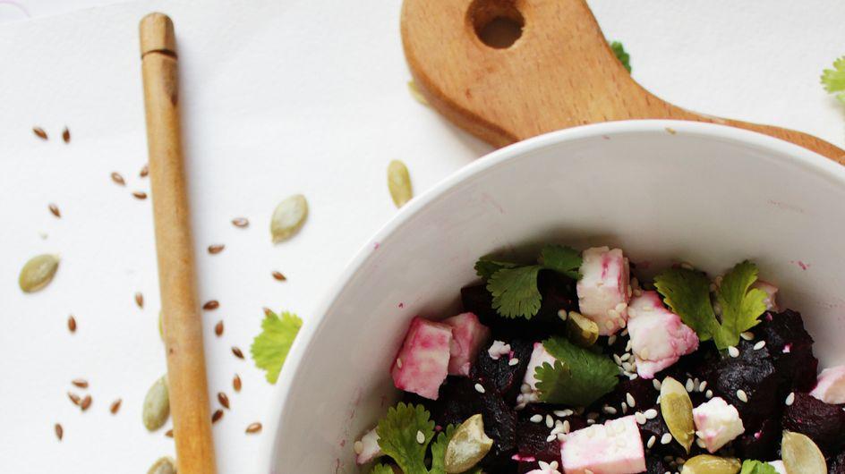 60 salades composées pour vitaminer les menus