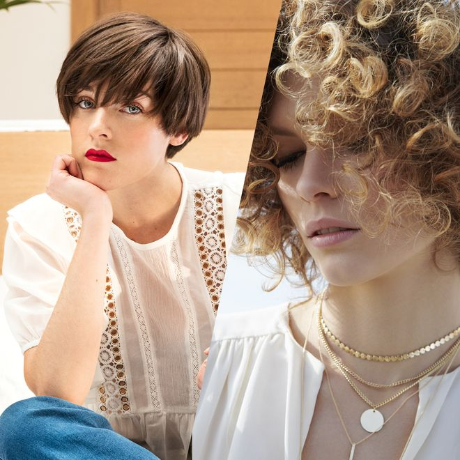 Coiffure courte : Coupes de cheveux courts : Album photo - aufeminin