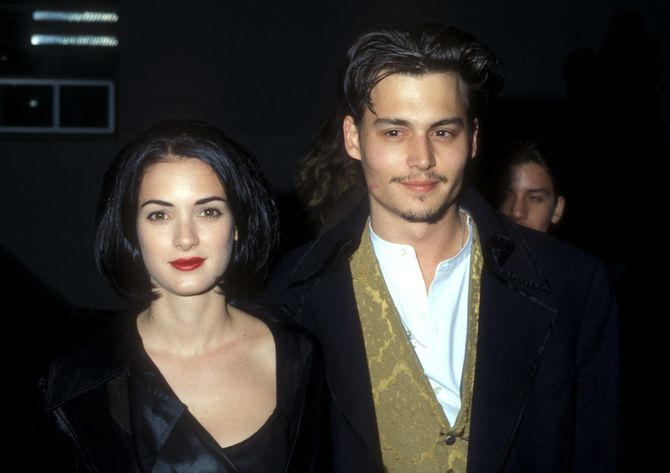 Todas las parejas de Johnny Depp