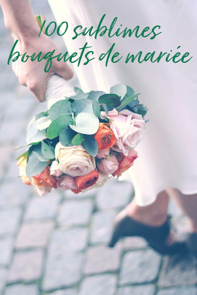 100 bouquets de mariée