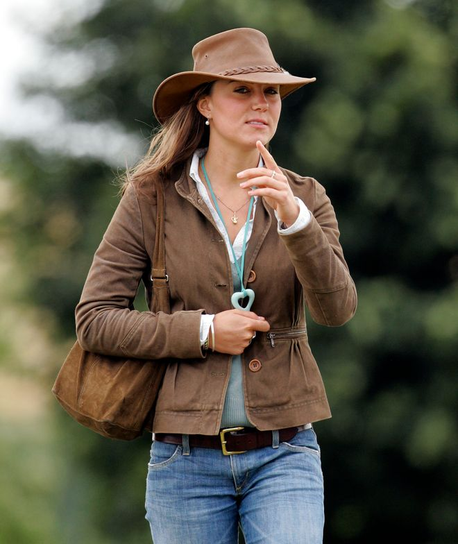Kate Middleton, 2005