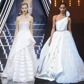 Les plus belles robes de mariée Haute Couture