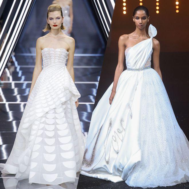 359f88c813f772 Les plus belles robes de mariée Haute Couture : Album photo - aufeminin