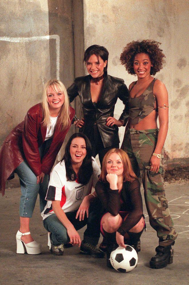 ¿Qué ha sido de las 'Spice Girls'? ¡Descúbrelo!