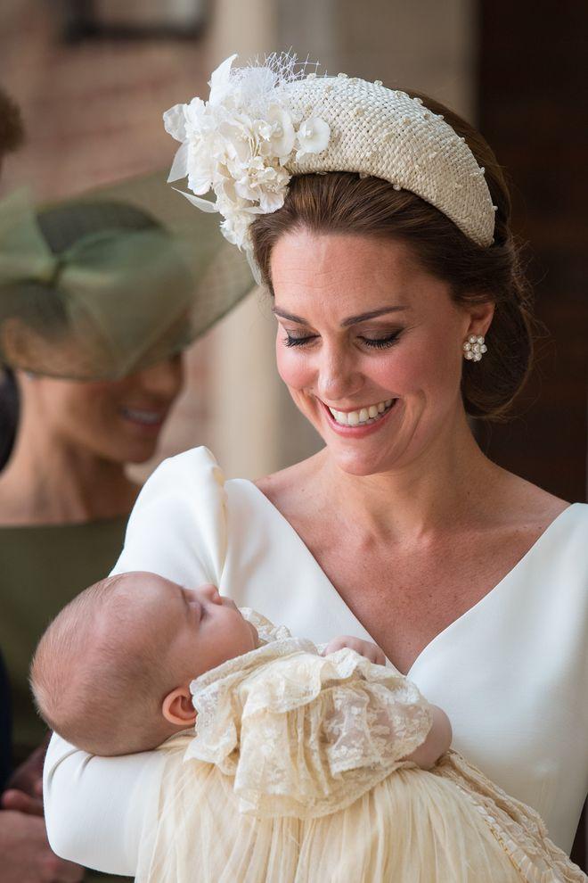 Prinz Louis: Alle Bilder von der Taufe des jüngsten Royals
