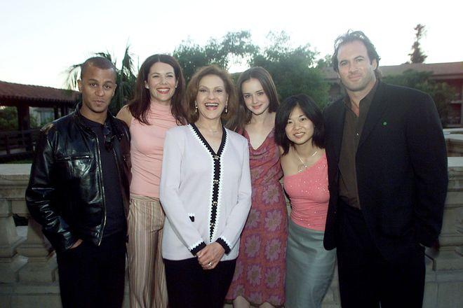Die Stars aus 'Gilmore Girls' (2001)
