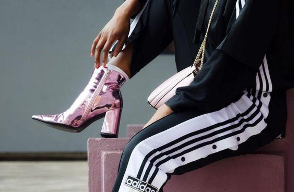 Ideas de looks con chándal Adidas que son tendencia