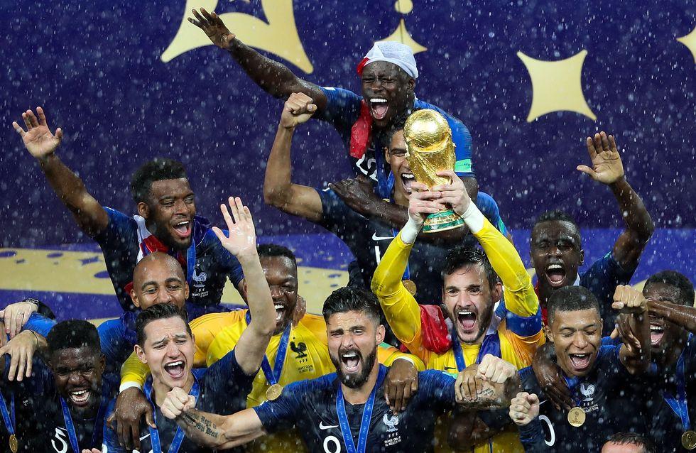 Ces moments de la Coupe du Monde 2018 qu'on n'oubliera jamais !