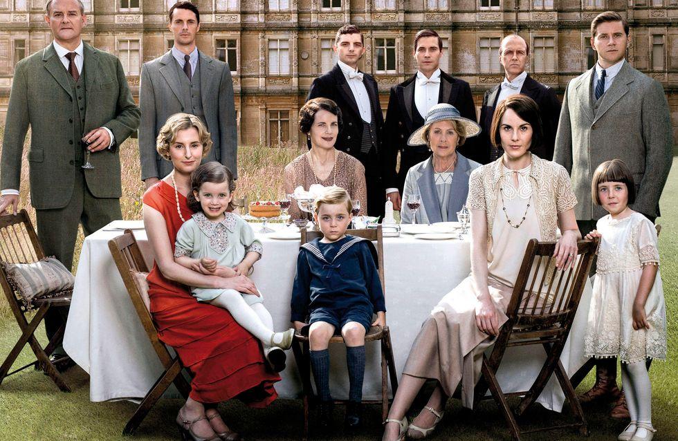 Así son los actores de Downton Abbey en la vida real