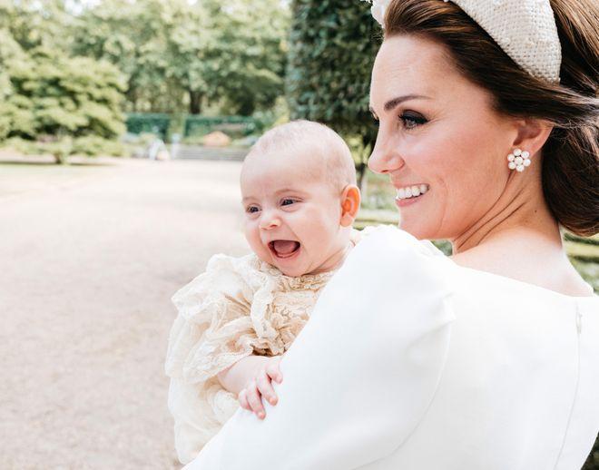 Il battesimo del Principe Louis di Cambridge: ecco tutte le foto!