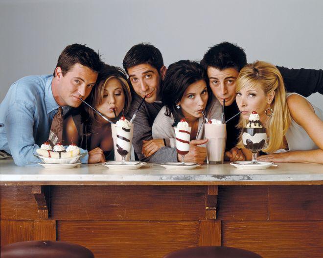 24 años de 'Friends'