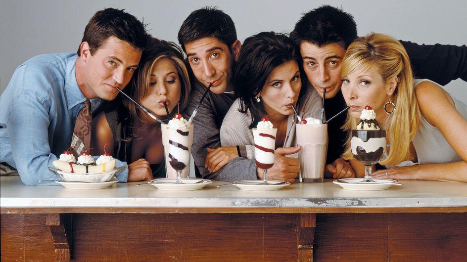 30 cosas que no sabías de 'Friends'