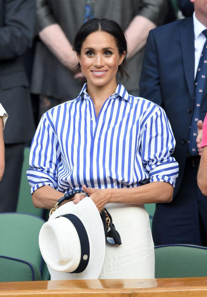 Tutti i look casual più belli di Kate, Pippa e Meghan a Wimbledon!