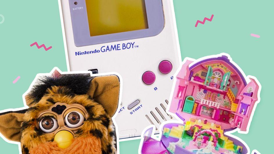 Diese Spielzeuge aus den 90ern sind heute richtig viel Geld wert!