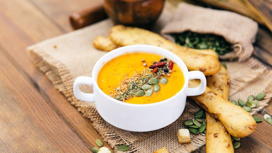 30 ideas deliciosas de platos con calabaza