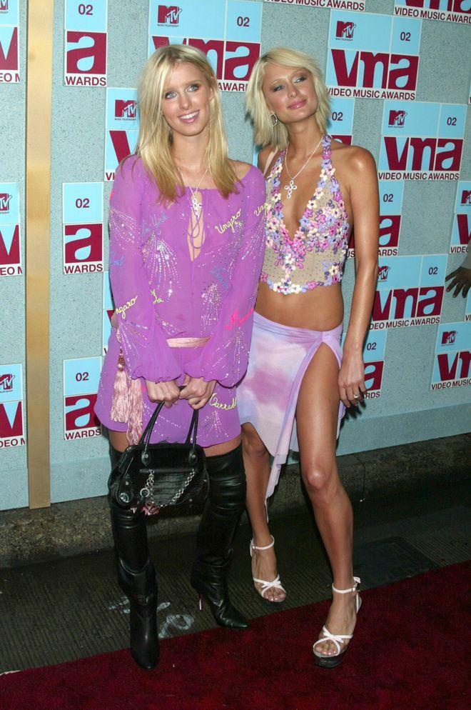 Zwei absolute 2000er-Ikonen: Nicky und Paris Hilton