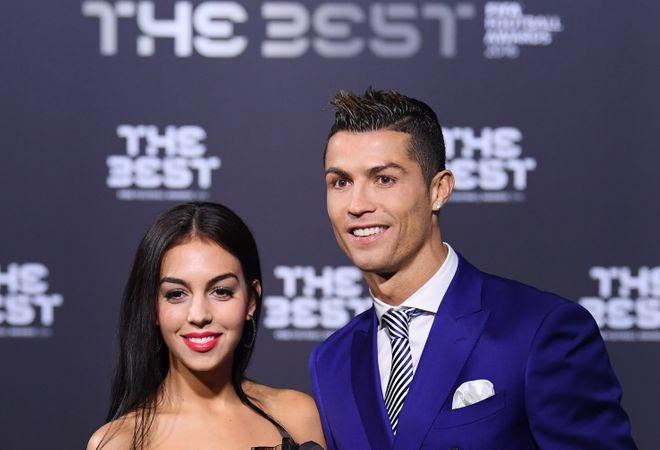 Tutte le donne di Cristiano Ronaldo - Georgina Rodriguez