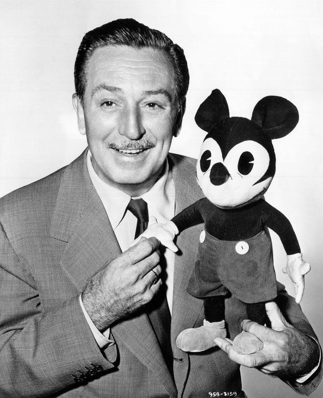 """Der Urvater von Disney: Trickfilmzeichner Walter Elias """"Walt"""" Disney"""