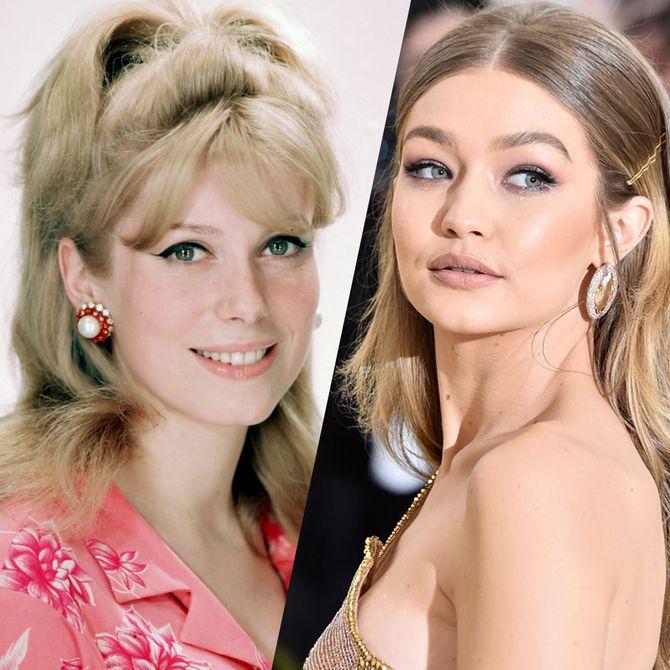 Découvrez quel maquillage était à la mode l'année de votre naissance