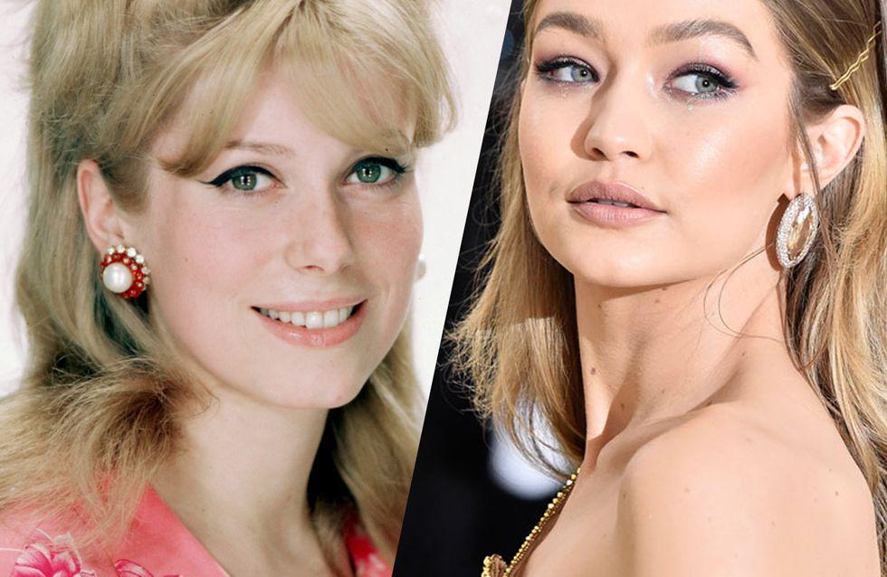 Découvrez quel maquillage était tendance l'année de votre naissance