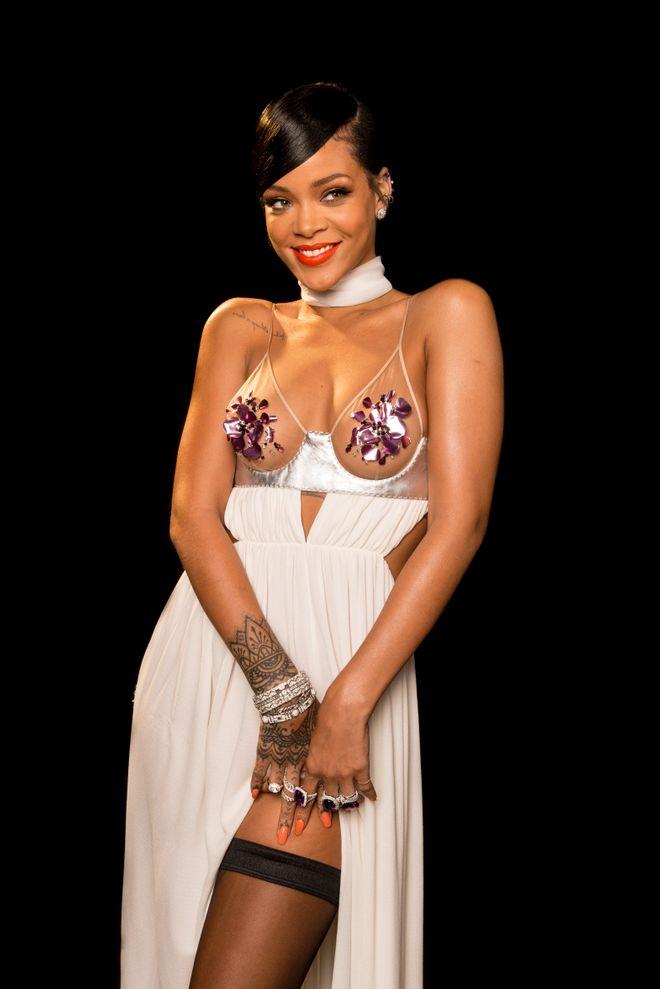 Rihannas gewagteste Looks