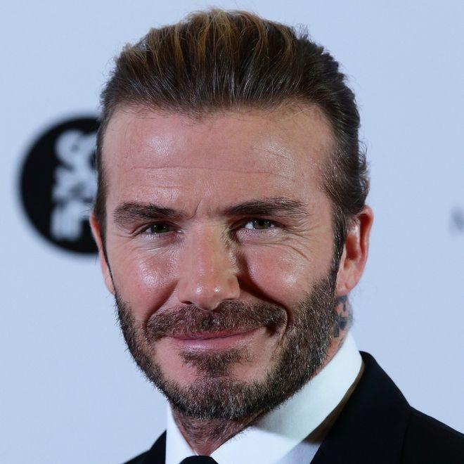 Le fobie delle star - David Beckham