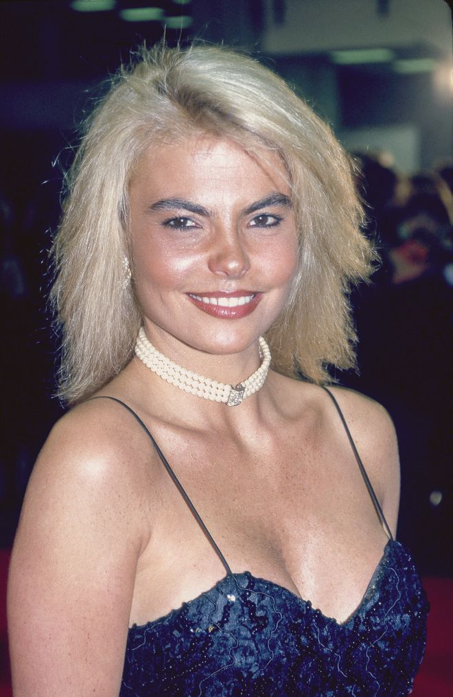 Leticia Sabater en 1993