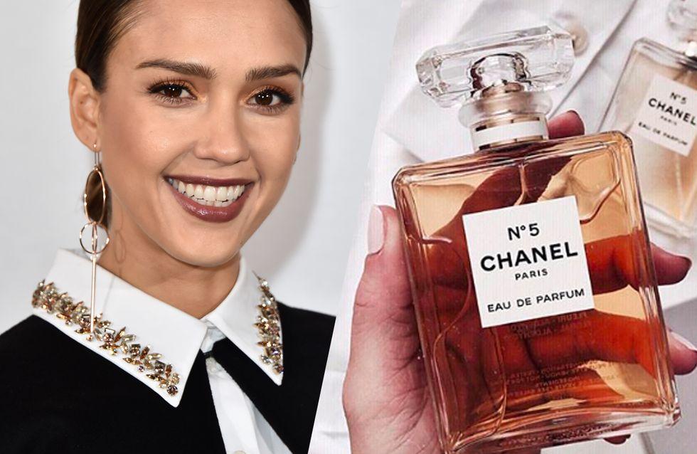 Quel parfum portent les stars ?