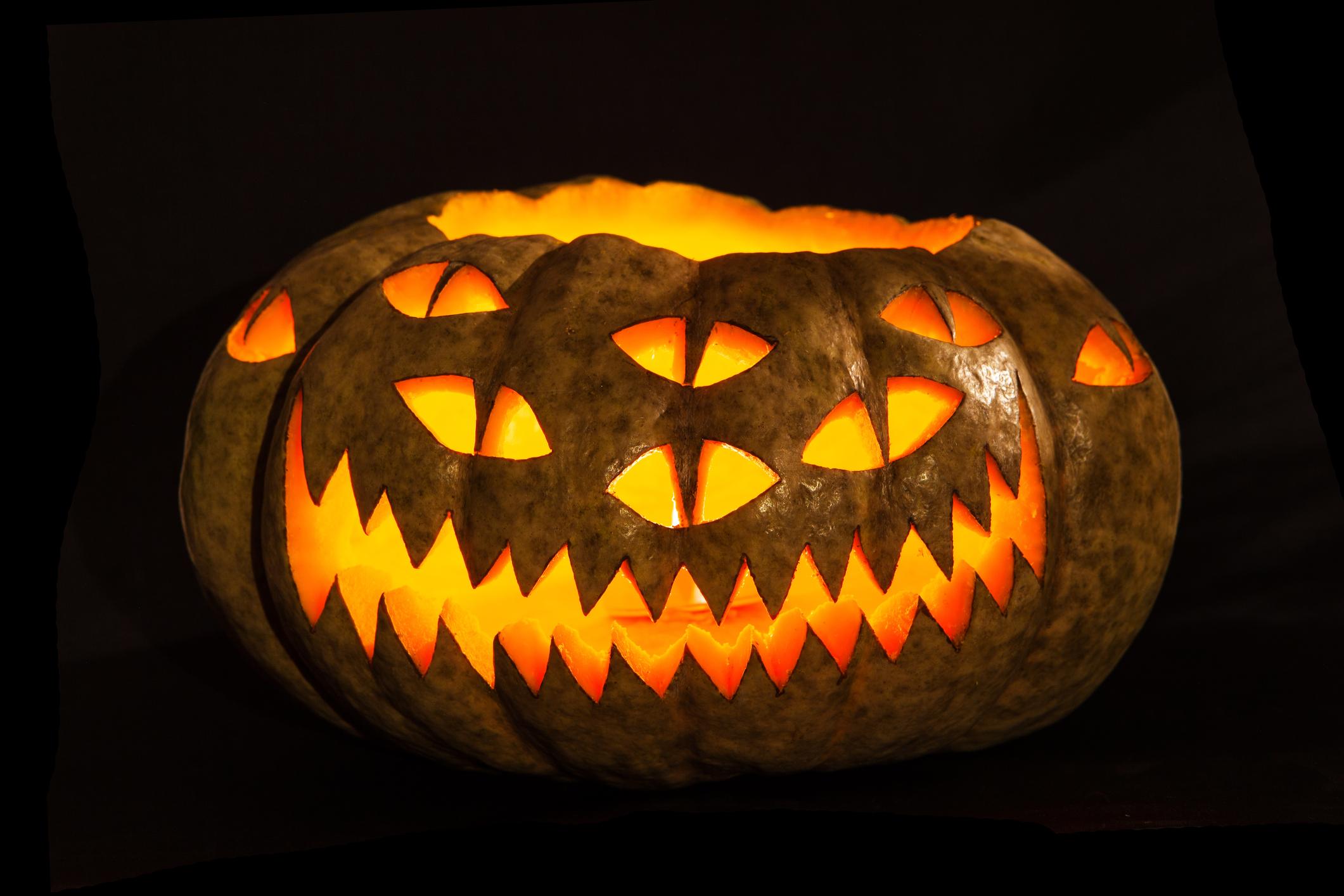 Exemple Citrouille Halloween.Citrouille D 039 Halloween 31 Idees Pour Sculpter Une Lanterne