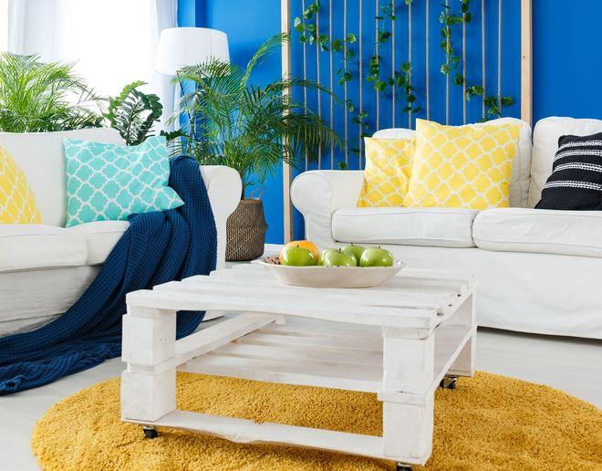 Envie de fabriquer une table basse en palette ? Inspirez-vous avec ...