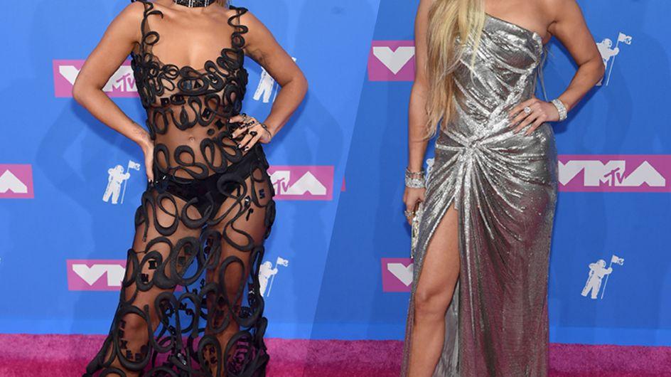 Retour sur les meilleurs looks des stars aux MTV Video Music Awards 2018