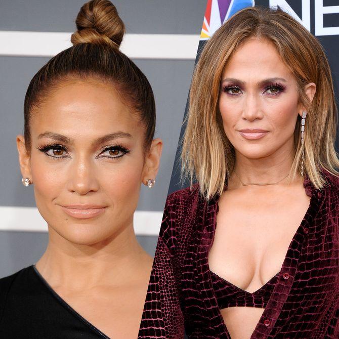 Les meilleurs beauty looks de Jennifer Lopez