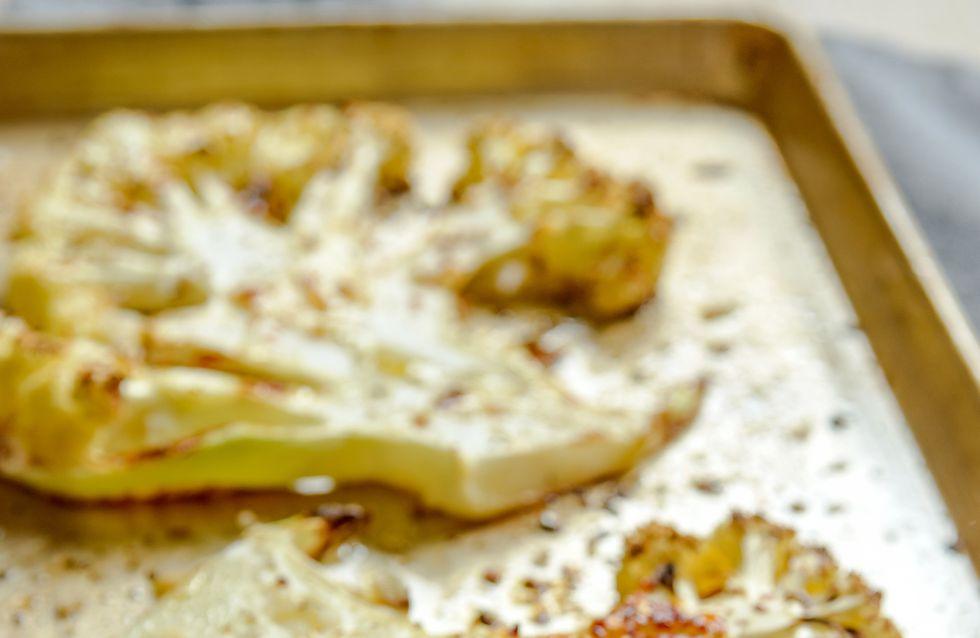 20 recettes pour se régaler avec du chou-fleur (si, si !)