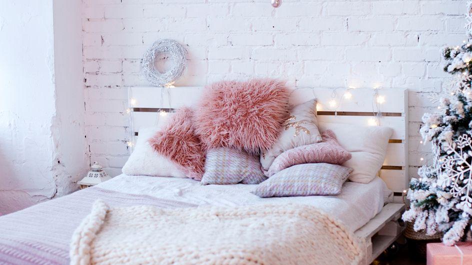 30 idées de lit en palette pour une chambre stylée