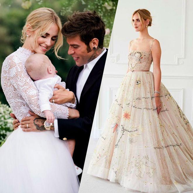Toutes les photos du mariage de Chiara Ferragni et Fedez