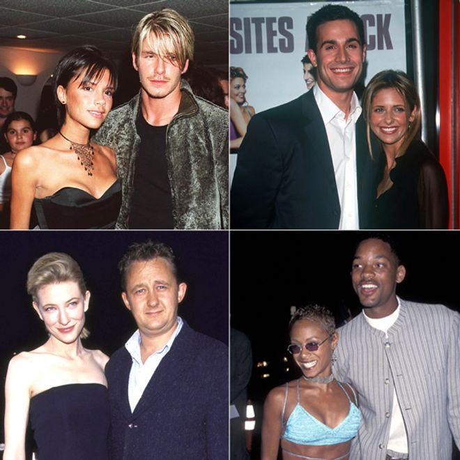 90er Liebe: Diese Promi-Paare sind auch heute noch glücklich
